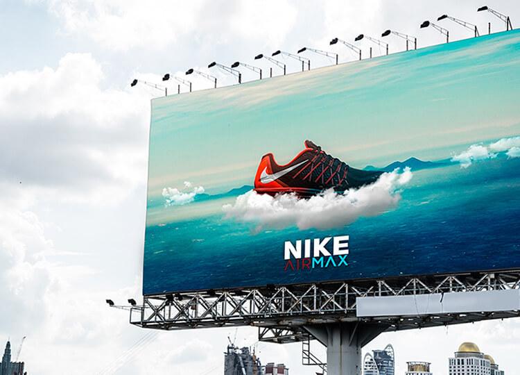 billboard advertising ideas